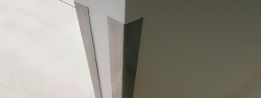 Kent's Stainless Steel Corner Guard