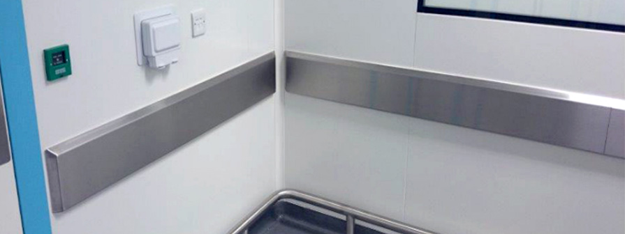 Kent's Wall & Door Guards for Surface Protection