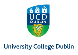 Logo of UCD one of Kent's clients
